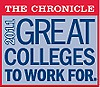 2011 Great Colleges to Work For